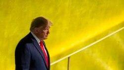 အမ်ိဳးသားေရး ဦးစားေပးဖို႔ ကုလညီလာခံမွာ သမၼတ Trump ေျပာၾကား