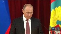 Путін погрожує наслідками, якщо Україна або Грузія стануть членами НАТО. Відео