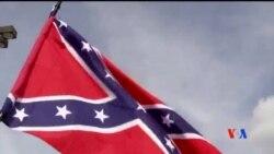 2015-07-07 美國之音視頻新聞:美國南卡州決定降下邦聯旗幟