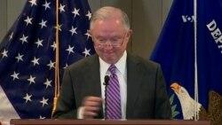 Jeff Session denuncia abuso migratorio