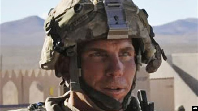 US Staff Sgt. Robert Bales