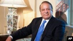 پاکستان کے وزیراعظم نواز شریف (فائل فوٹو)