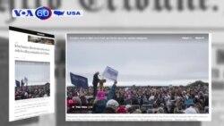 Người ủng hộ ông Sanders đả kích giới truyền thông (VOA60)