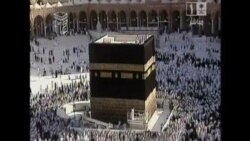 Over 2 Million in Saudi Arabia for Hajj