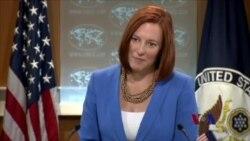 美国务院:战机拦截事件不至影响美中合作