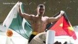 سات سال جیل کاٹنے والا پاکستانی باکسر امریکہ میں کامیاب