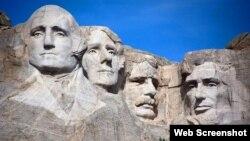 ABŞ prezidenlətinin abidəsi