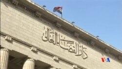 2015-01-01 美國之音視頻新聞: 埃及法院裁定重審3名半島電視台記者