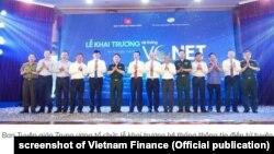 Ban Tuyên giáo, Đang Cộng sản Việt Nam, khai trương mạng xã hội VCNET hôm 11/6/2019