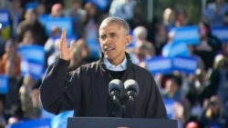 Obama: In 2016 Election, Progress Is on the Line