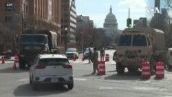 多地加强安保措施 较小规模抗议仍有发生