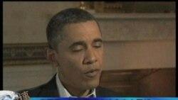 奥巴马:以色列尚未决定攻击伊朗