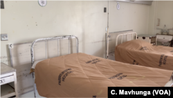 The Parirenyatwa Group of Hospitals, Zimbabwe's largest treatment center, (January 7, 2019 ) is largely empty as a doctors' strike that began December 1 drags on.
