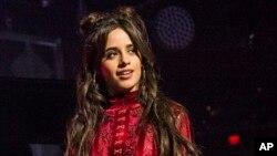Camila Cabello, la integrante del grupo femenino Fifth Harmony anunció que abandona la banda.