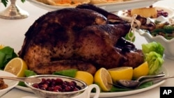 "Turkey is the ""star"" of the Thanksgiving Day meal."