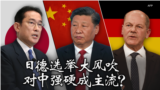 焦点对话:日德选举大风吹 对中强硬成主流?