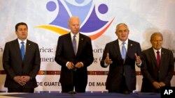 Los presidentes centroamericanos y Joe Biden comenzaron a definir cómo aplicar el plan.