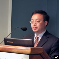 中国社科院美国研究所美国外交研究室主任袁征
