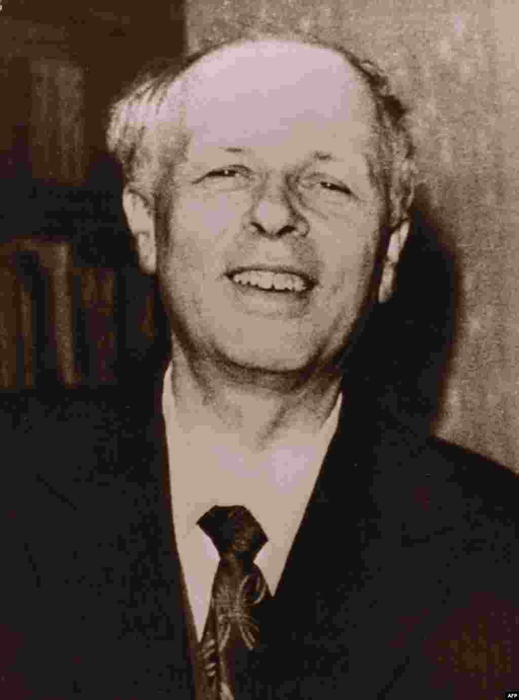Андрей Сахаров, 1976г.