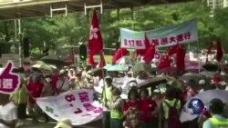 VOA连线:政改方案将表决,香港陷入白色恐怖