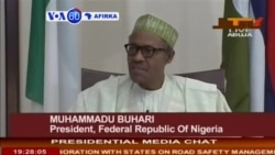 VOA60 AFIRKA: NIGERIA Shugaba Muhammadu Buhari Yace A Shirye Yake Ya Tattauna Da Wadanda Suka Sace Yan Matan Chibok, Disamba 31, 2015