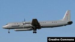 Російський літак Іл-20