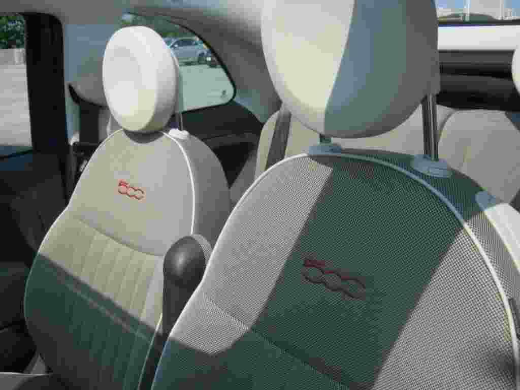 Si prefiere, hay un opción de asientos térmicos de cuero.