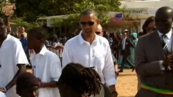 US Presidents Seek Broader Ties to Africa