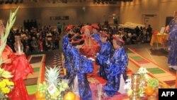 Lễ tưởng niệm Hai Bà Trưng ở Virginia, 12/3/2011