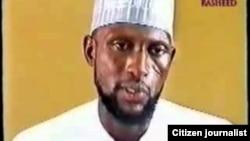 Sheikh Muhammad Awwal Albani Zaria, wanda yace sai an sha yunwa amulkin Buhari kafin a samu mafita