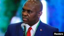 Tony Elumelu wanda Gidauniyarsa zata ba 'yan kasuwa matasa dalar Amurka miliyan dari ko nera miliyan dubu ashirin.