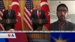 Giran Ozcan Raporta NYT ya Ser Halbankê û Peywendîya Trump û Erdogan Dinirxîne