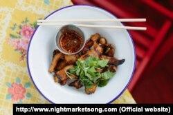 thai street foods in LA
