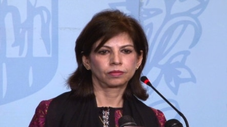 پاکستان گڼي چې  شمالي وزيرستان کې دپوځي عملياتو پيل کولو نه  وروستو   دهغوي په خاوره دډرون حملې هيڅ جواز نۀ لري