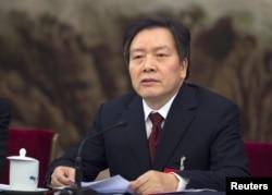 中共河北省委书记周本顺在人大会议上发言(2015年3月7日)