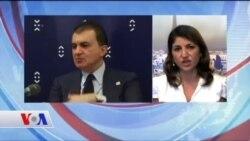 AB Bakanı Ömer Çelik: 'Türkiye'nin AB Üyeliği Hala Hedefimiz'