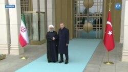 Ruhani ve Erdoğan Ankara'da Biraraya Geldi