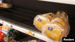 Les prix alimentaires ont grimpé de 0,5%