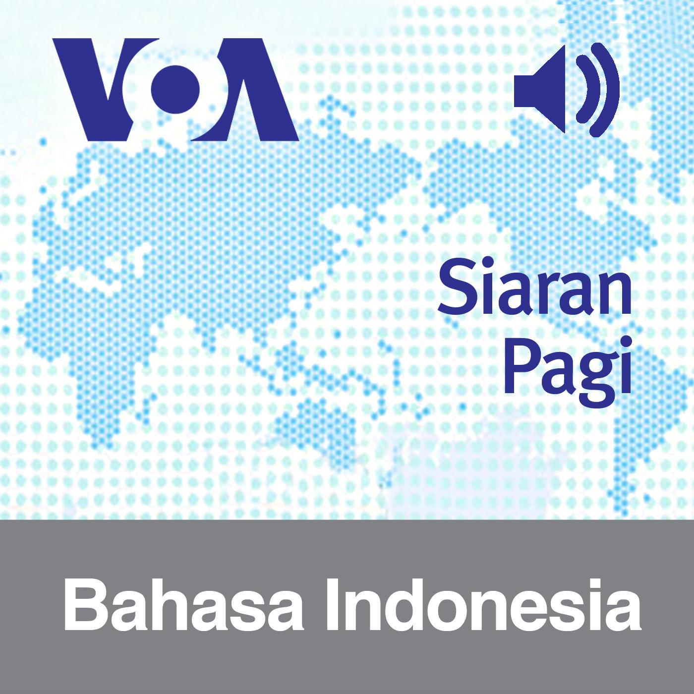Siaran Pagi - Voice of America | Bahasa Indonesia