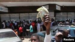 Mwedzi wapera kutengeserana kuZimbabwe Stock Exchange kwakadzikira.