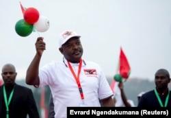 Pierre Nkurunziza, Burundi, 26 de janeiro, 2020