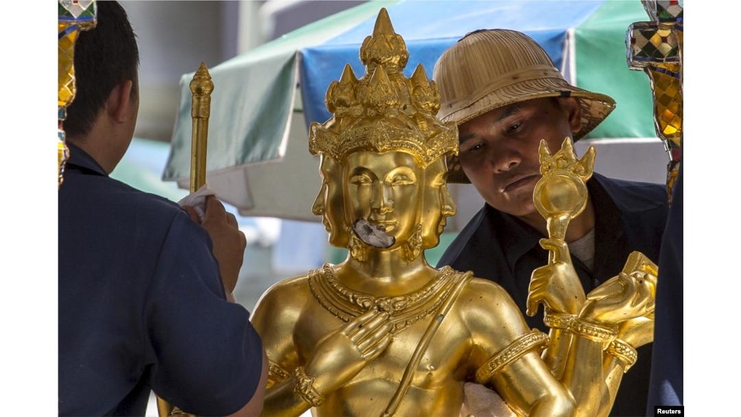 Thái Lan truy lùng thủ phạm vụ đánh bom Bangkok