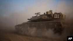 Se ha informado en la prensa estadounidense que Israel estaría evaluando una ofensiva terrestre en Gaza.