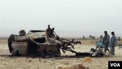 Militan Taliban sering memasang bom pinggir jalan, yang banyak menewaskan warga sipil (foto: ilustrasi).