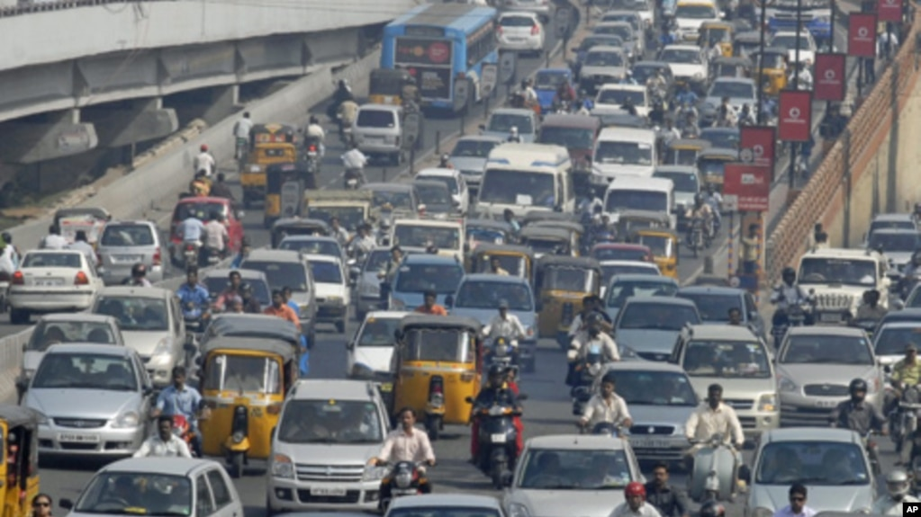 Traffic Growth in Emerging Economies Drives Deadly Accidents