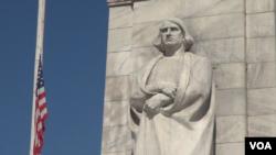 哥倫布日:美國最具爭議的節日之一。(視頻截圖)