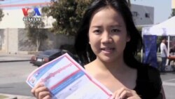 For Volunteers, Voter Registration Means Having a Voice