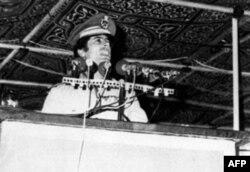 Muammar Qaddafiy, Tripoli, 1977 yil