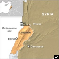 From Lebanon, an Underground Lifeline to Syria