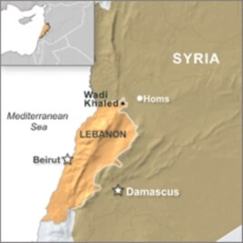 From Lebanon, an Underground Lifeline to Syria